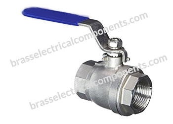 brass thread ball valve