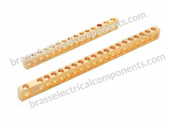 Brass Neutral Links Single Pole