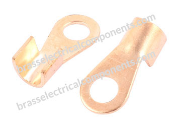 Brass Ring Terminals