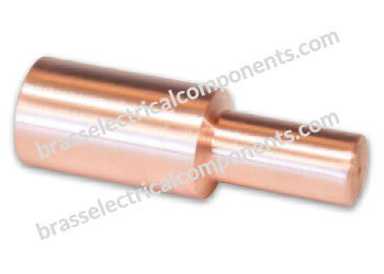 Brass Spade Electrical Terminals