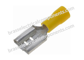 Brass Wire Electrical Terminals