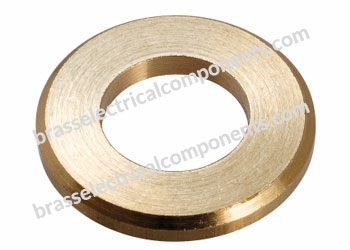 brass machined washers