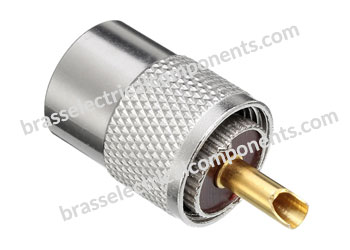 brass nickel connectors