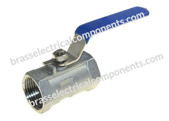 thread ball valve