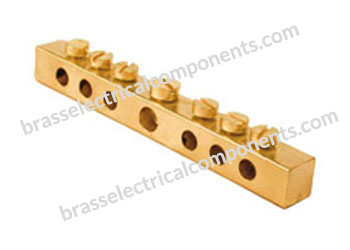 Brass Neutral Links 1-meter long