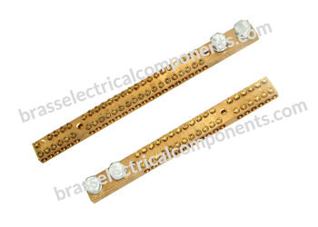 Brass Neutral Links 63 AMP