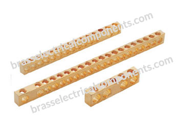 Brass Neutral Links Heavy Duty