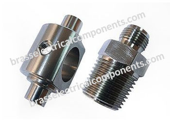 CNC Machine Steel Parts
